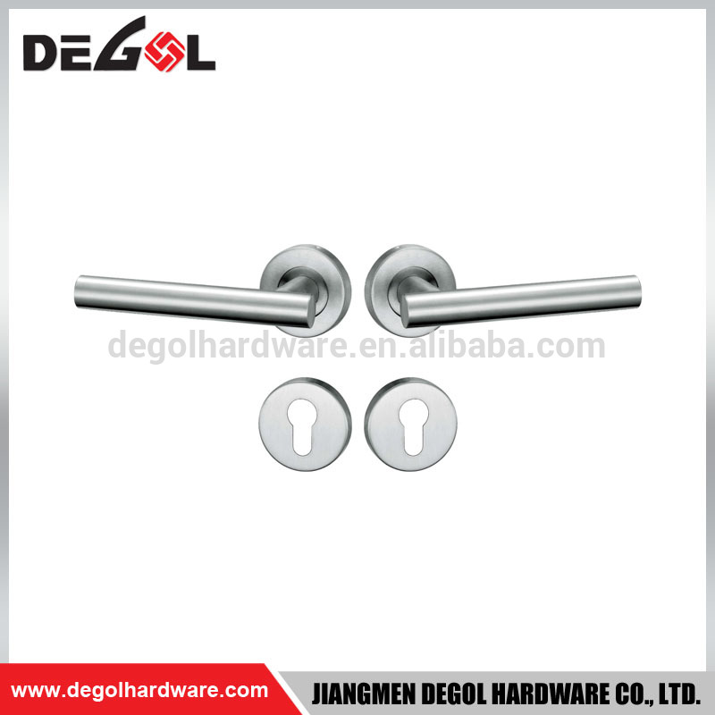 Best selling T shape lever hollow door handle