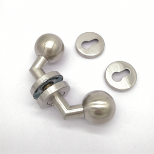 Durable Stainless Steel 304 Ball Brass Bushing Door Locks Handle