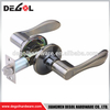 American style Zinc Alloy double swinging lever handle door lock
