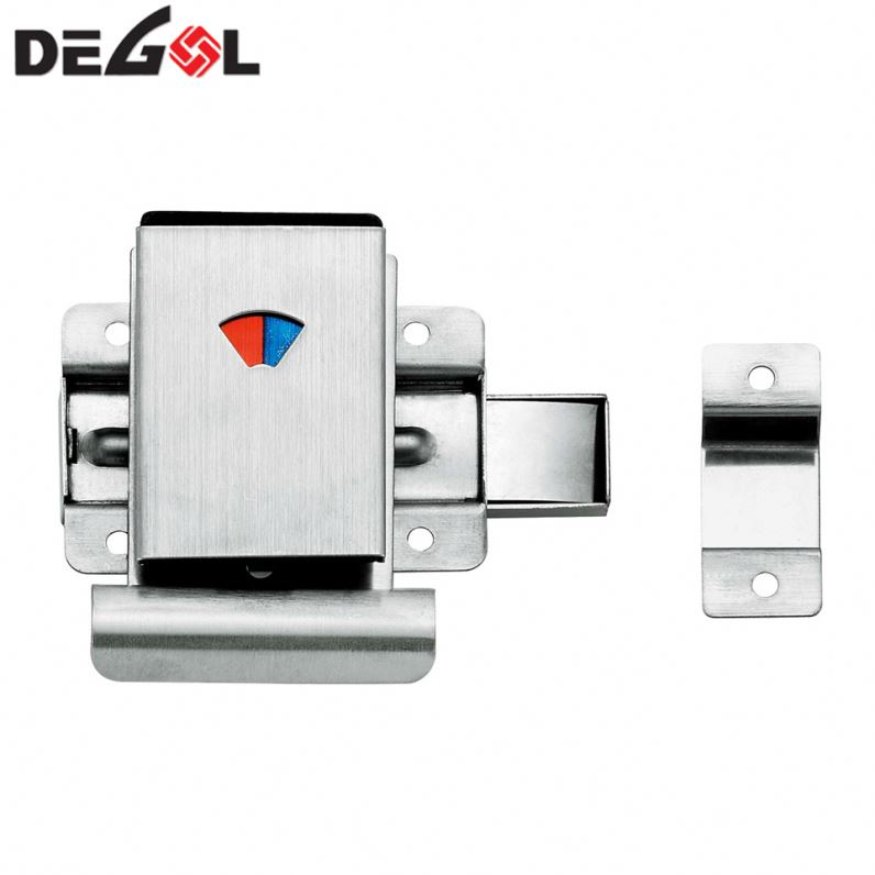 Hot sale stainless steel door latch inside latch door flush bolt for door and window