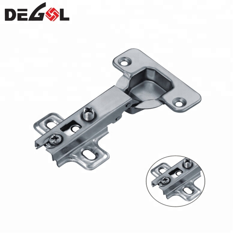 Top quality iron american style soft closing cabinet wardrobe furniture hinge