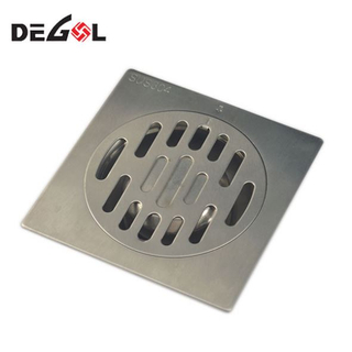 Good Quality Insert Tile Floor Drain Cover Stainless Steel