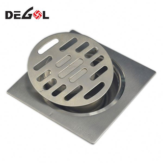 Door Handle With Foot Anti Odor Garage Floor Trench Drain