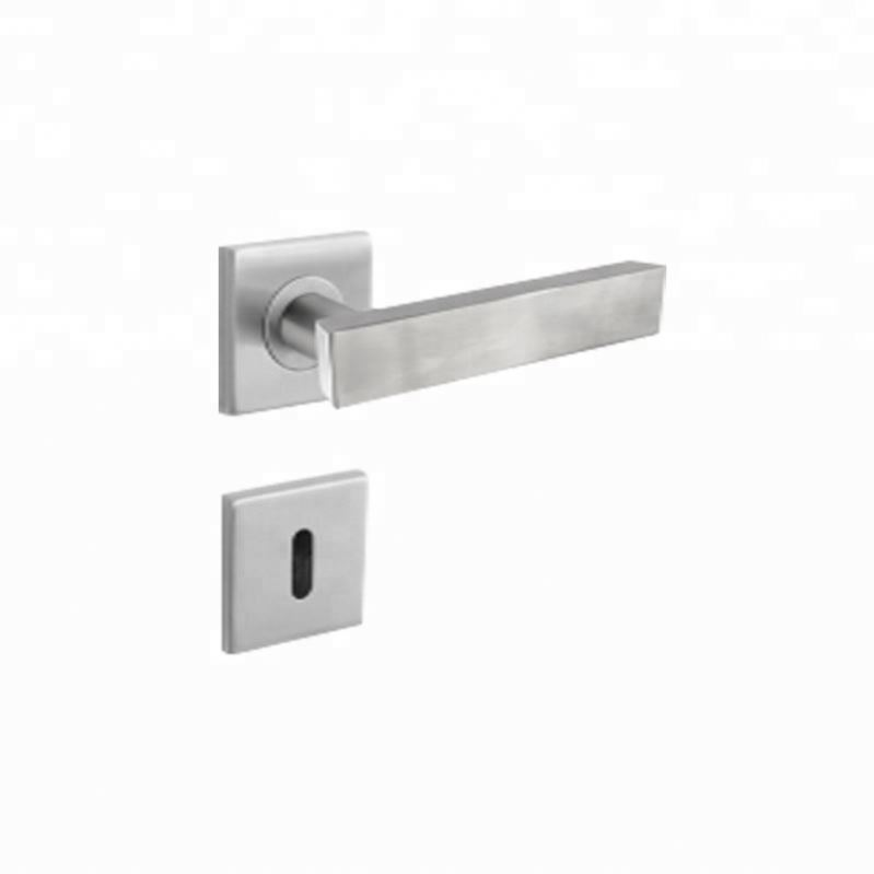 High Quality Double sided Stainless steel door handles