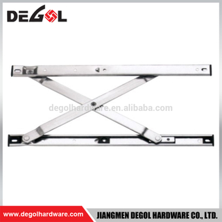 FSS1005 Stainless steel material aluminum casement window friction stay