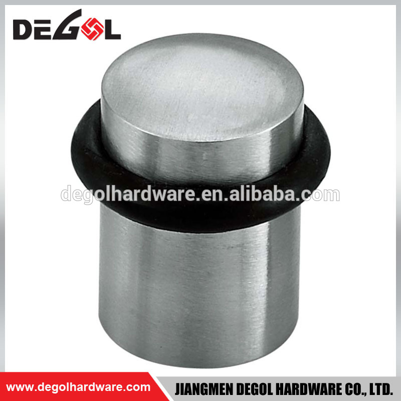 China cheap factory high quality Stainless steel floor mounted door stopper