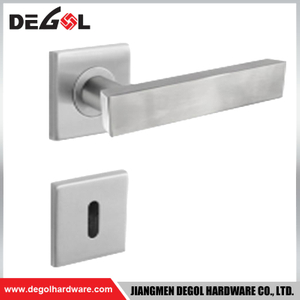 LH1125 304ss Door Handles for Interior Doors European Interior Doors Handles