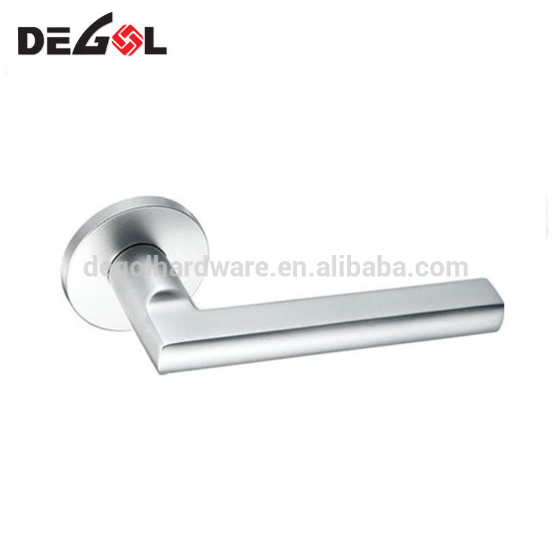 Hot Selling Aluminum Door Handle for Wooden Door