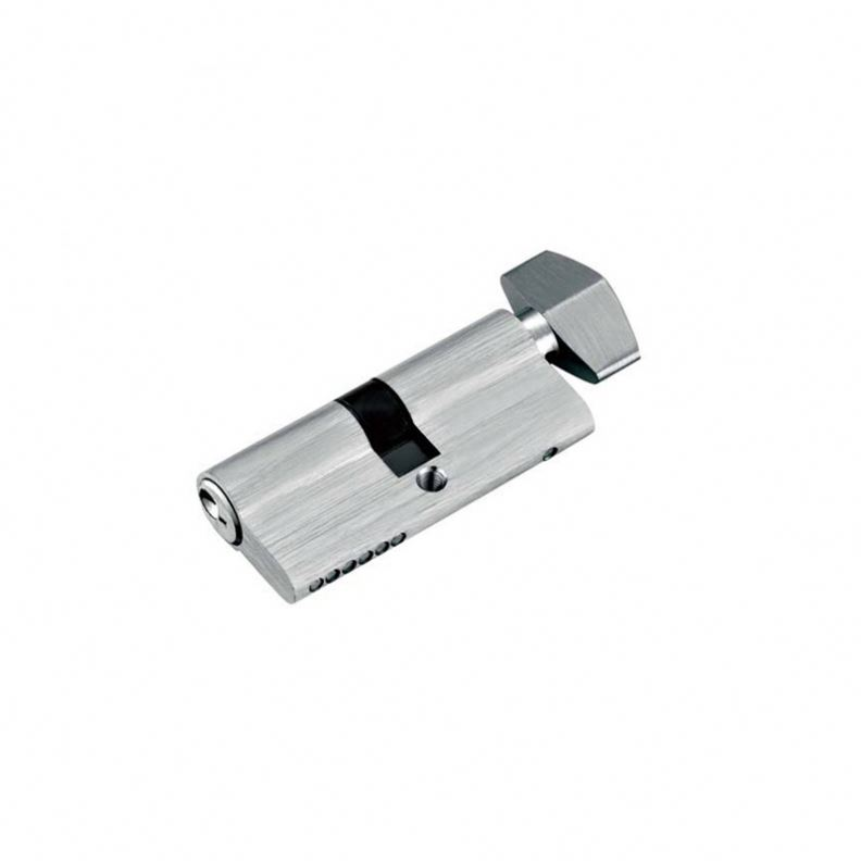 mortice cylinder lock with peanut knob