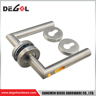 Jiangmen Hardwrae High Quality LED Light Door lever Handle