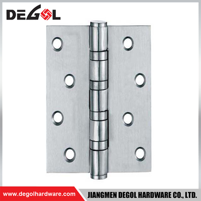 Hot sale SUS304 ball bearing double action spring hinge