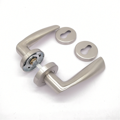 New Design Stainless Steel 304 Lever Door Handle for Door