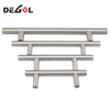 Factory Direct Quality Safety Stainless Steel Barn Door Hardware Pulls Handles