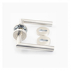Luxury Modern stainless steel China factory tube lever door handle modern