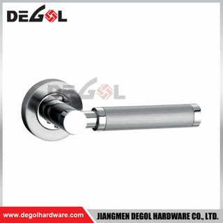 LH1037 Zinc Alloy Door Handle For Wooden door
