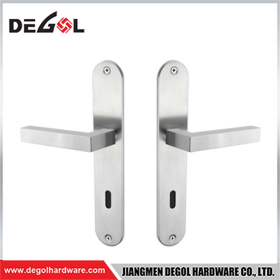BP1024 Door Handle ON Plate
